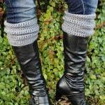 Boot Cuffs, Leg Warmers, B..